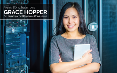Grace Hopper:  Celebration of Women in Computing
