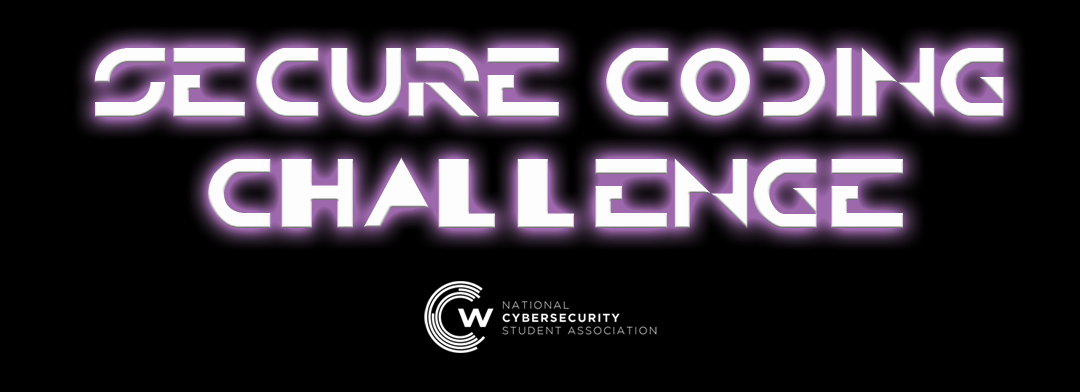 Secure Coding Challenge – January 4th – 31st, 2021