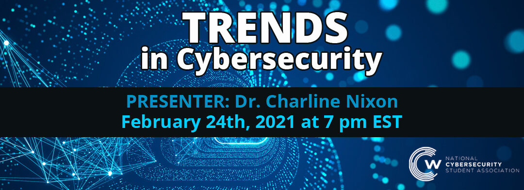 """Missed our """"Trends in Cybersecurity"""" webcast? Check it out here. This was a very interactive session!"""